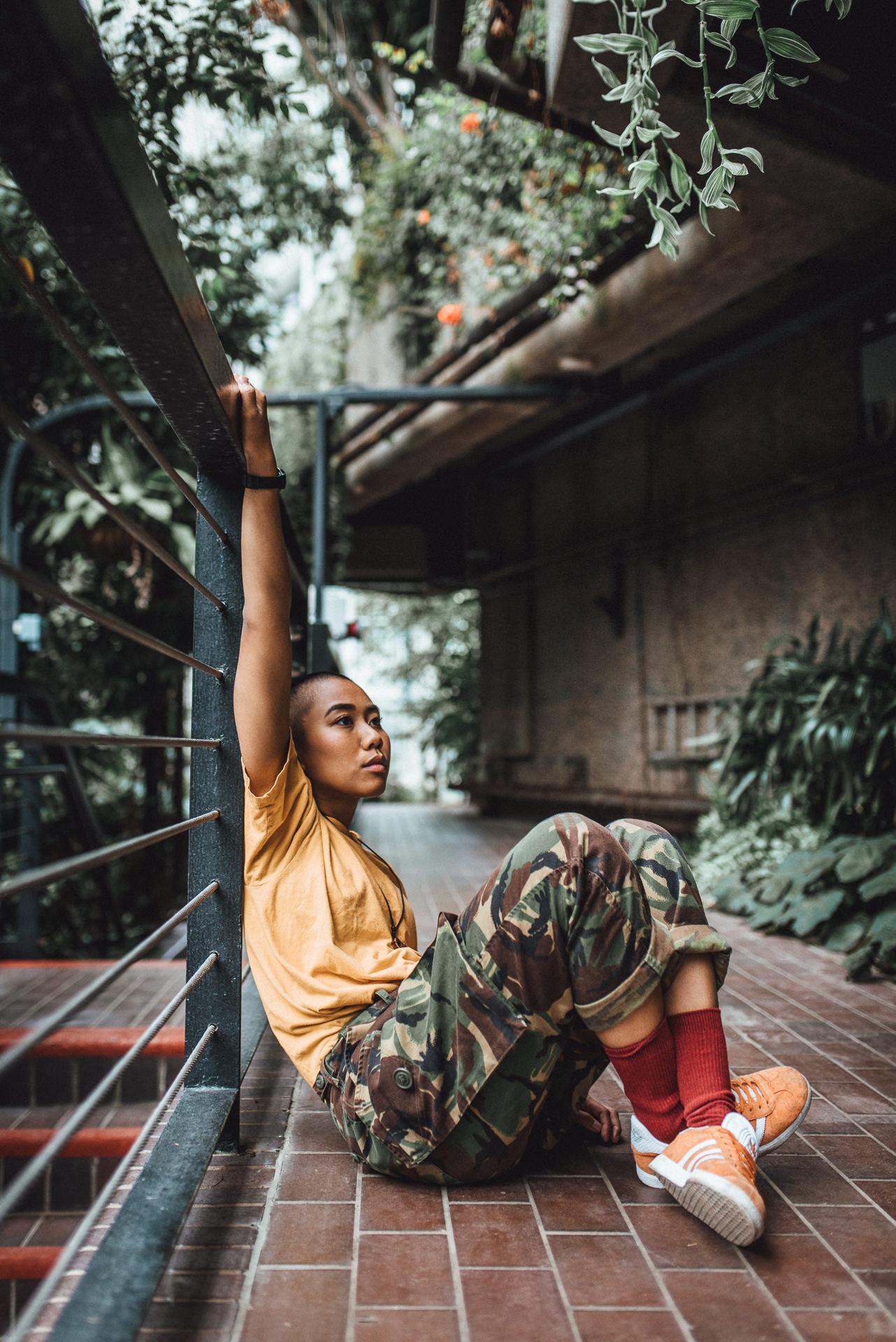 creative, alternative dance photography