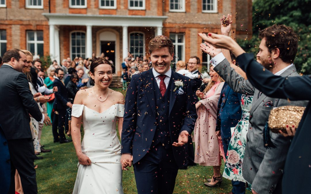 Ardington House Wedding Previews |Rhiannon & Josh