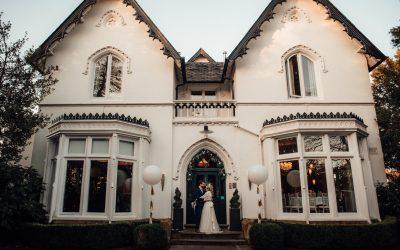 Didsbury House Hotel Winter Wedding Previews  Sally & Rob