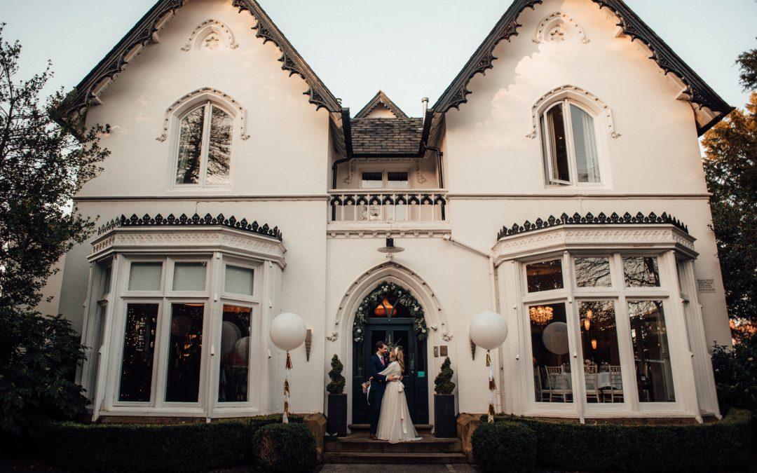 Didsbury House Hotel Winter Wedding Previews |Sally & Rob